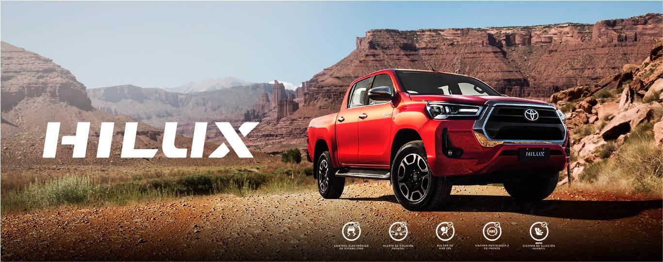 toyota Inicio Hilux Toyota