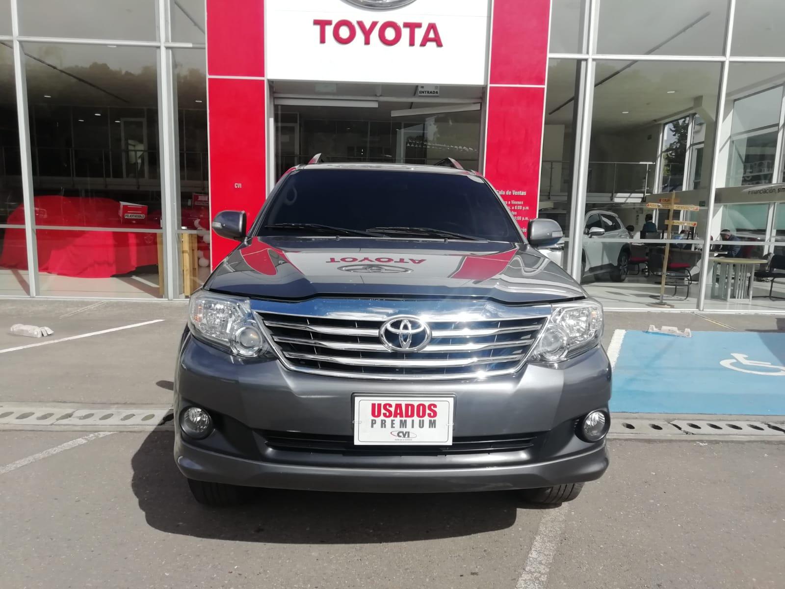 Toyota Fortuner IMG 20210713 WA0019