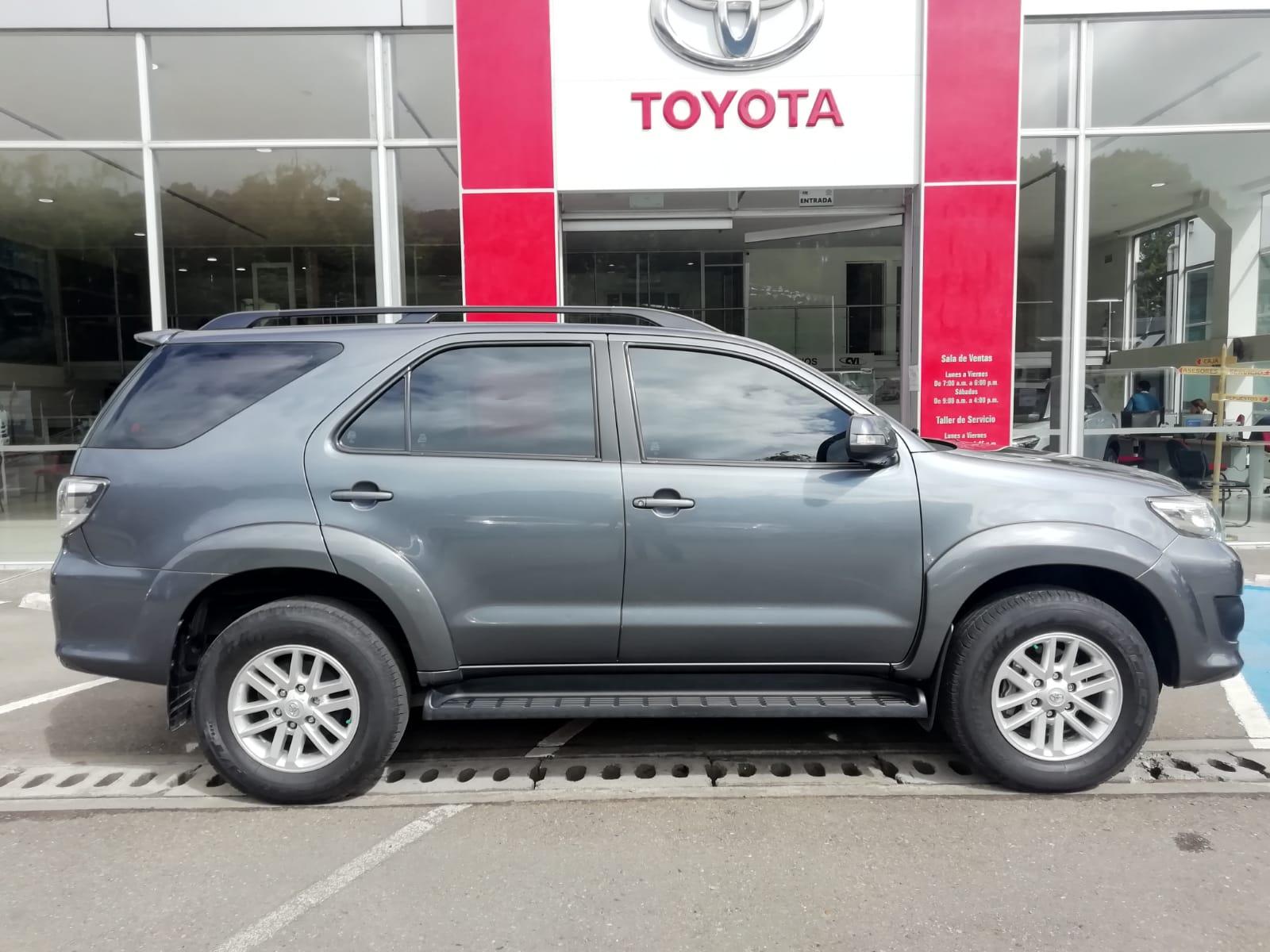 Toyota Fortuner IMG 20210713 WA0022