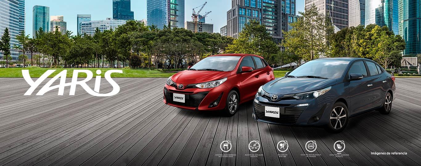 toyota Inicio Yaris Toyota