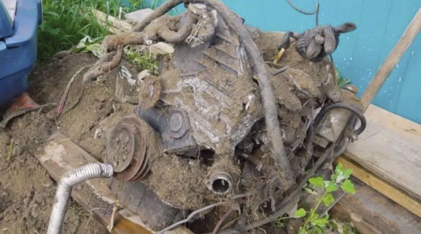motor Vídeo: este motor Toyota arranca tras pasar un año enterrado ToyotaCVIblog1 862x478